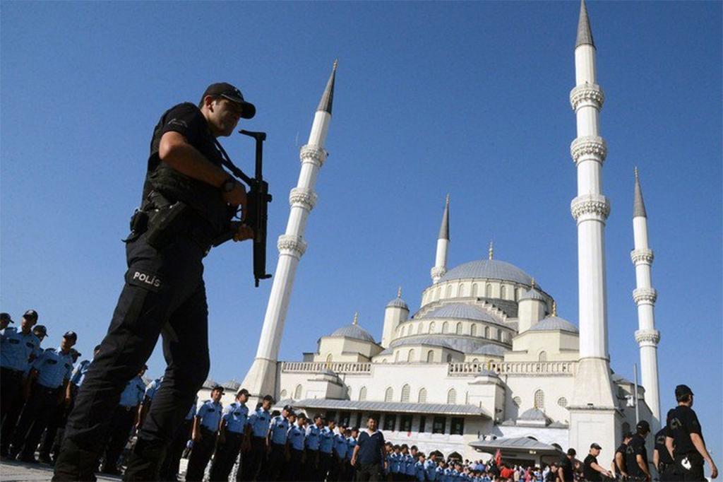 Detenciones en Turquía